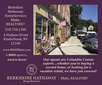 Berkshire Hathaway display ad