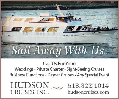 Hudson Cruises display ad