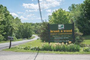 Brook-n-wood camp ground