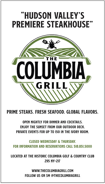 The Columbia Grill