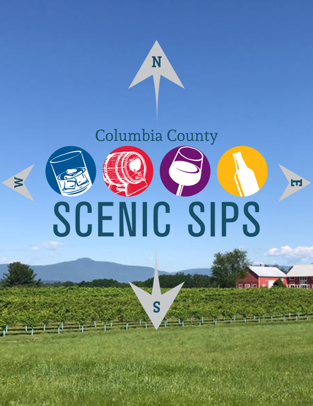 Columbia County Scenic Sips